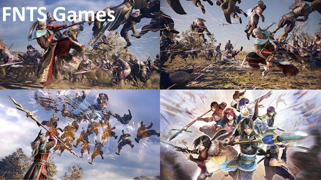 Dynasty Warriors 9 será lançado para os consoles de PlayStation 4, Xbox One e PC