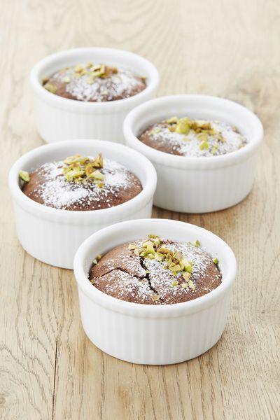 Recept chocoladegebakjes