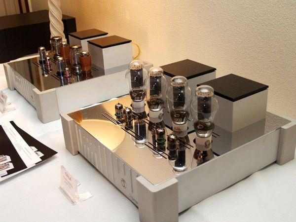 Nightingale Gala amplifiers