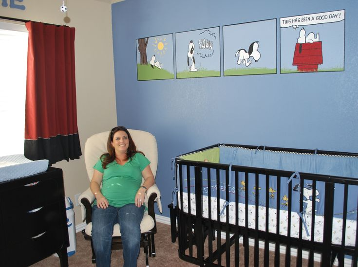 snoopy nursery - Google Search