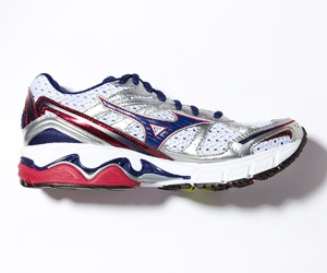 The Best Mild Stability Running Shoe for 2012: Mizuno Wave Inspire 8, $115
