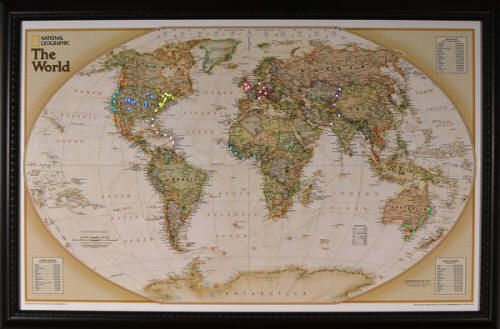 1000 Images About Maps National Geographic