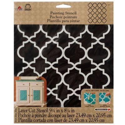 1000 id es propos de pochoirs muraux marocains sur pinterest conception de la peinture. Black Bedroom Furniture Sets. Home Design Ideas