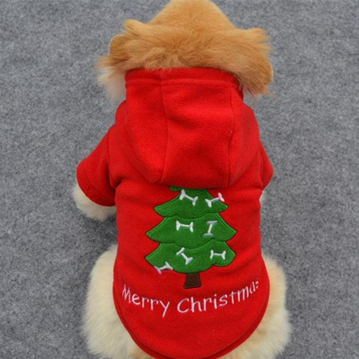 Snuggly Christmas Dog Jumper. 30% proceeds from every purchase goes to animal charities.