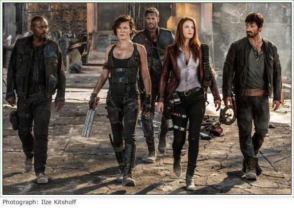 Film Review: Resident Evil: The Final Chapter #residentevilfilm #residentevil #zombies