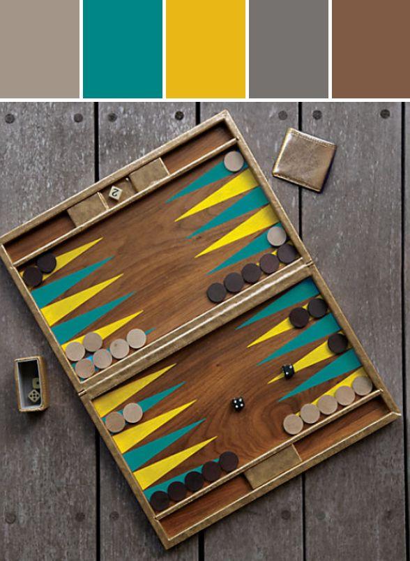 65 best backgammon desing images on pinterest decoration deko novogratz boa sorte backgammon game set designed by cb2 via stylyze publicscrutiny Choice Image