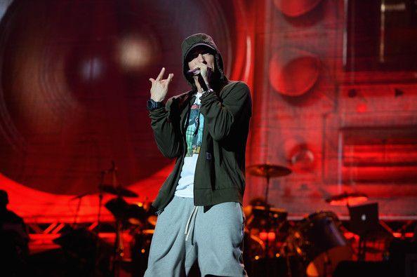 Eminem Lollapalooza 2014