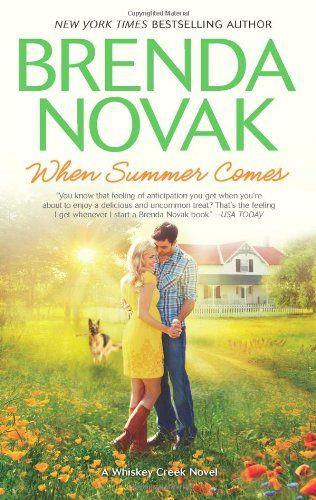 When Summer Comes (Whiskey Creek) by Brenda Novak,http://www.amazon.com/dp/0778314235/ref=cm_sw_r_pi_dp_vE5ntb0MKYQR82KB