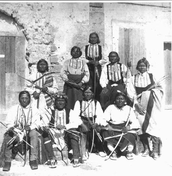 8 Best Comanche Indians Images On Pinterest
