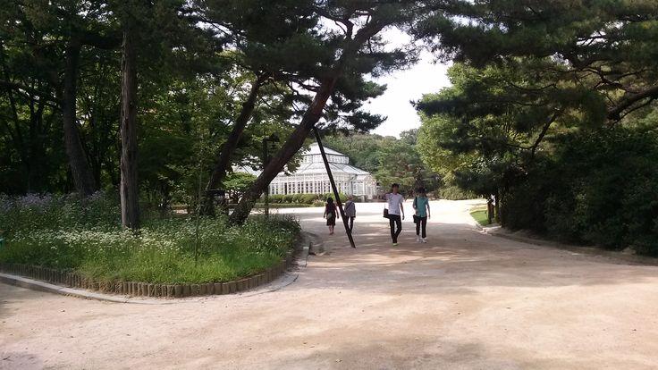 궁궐안 풍경
