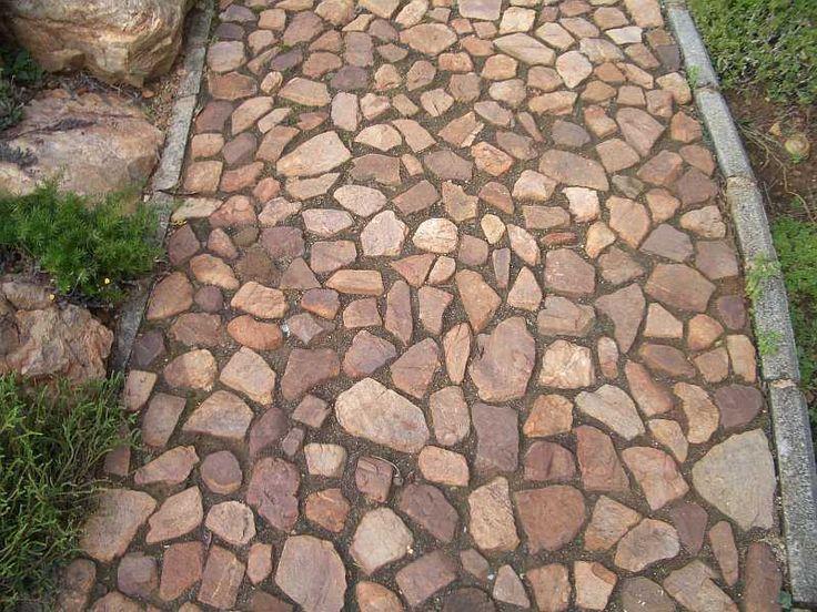Rock Pathways 228 best walkways images on pinterest   landscaping, backyard