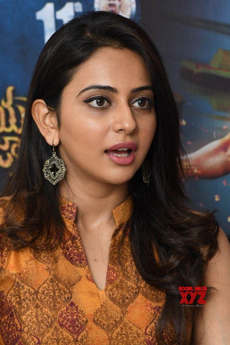 Actress Rakul Preet Singh Stills From Jaya Janaki Nayaka Interview - Social News XYZ