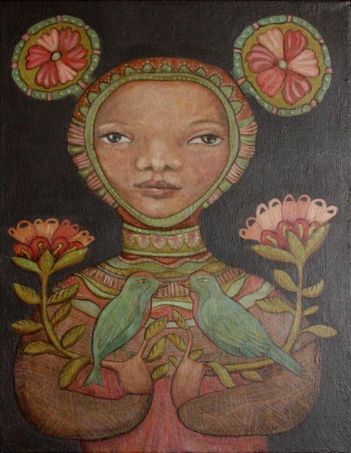 Cristina López Casas - Pintura