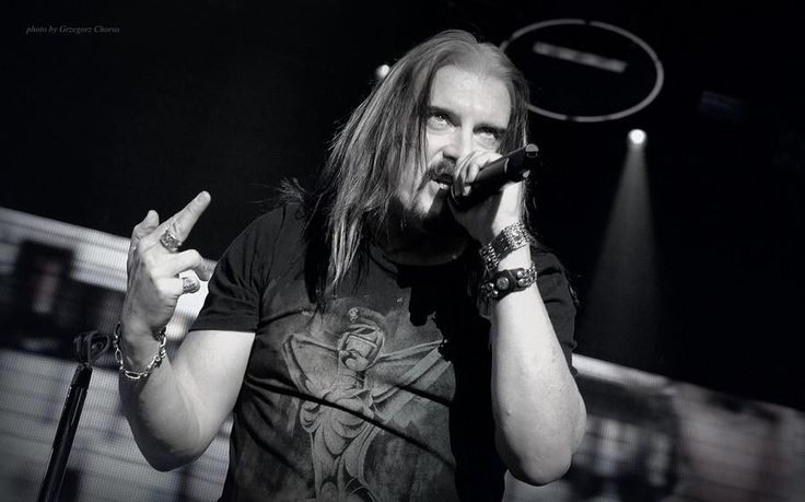 James Labrie of Dream Theater.