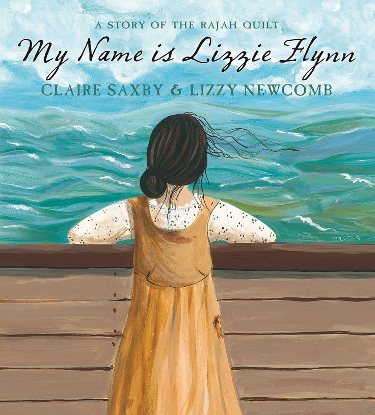 If you haven't discovered Claire Saxby then you are not paying attention to the Australian Children's lit scene. Claire is not only prolific but Class with a capital C. Lizzy Newcomb's cover invites the reader on a journey of discovery - beautiful! You can almost hear the creak of the ship's timbers as it is tossed atop the waves...