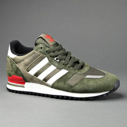 the best attitude 94e8f 8d19c Greatful Style Adidas Zx 700 Running Breathe Freely Shoes Mens Yellow  Comfortable