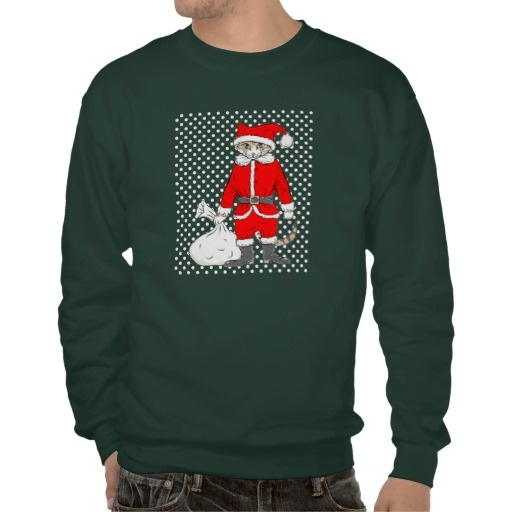 Meownta Claus basic pullover trainer