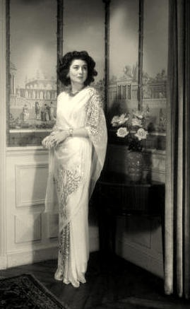 Niloufer Farhat Begum Sahiba (b January 4, 1916) was one of the last princesses of the Ottoman Empire. She was married to the second son of the last Nizam of Hyderabad in India Moazzam Jah. She was judged one of the 10 most beautiful women in the world. She died in Paris on June 12, 1989.