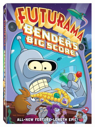 Amazon.com: Futurama: Bender's Big Score: Billy West, Katey Sagal, John DiMaggio, Tress MacNeille, Maurice LaMarche, Phil LaMarr, Lauren Tom, David Herman, Coolio, Al Gore, Mark Hamill, Sarah Silverman, Dwayne Carey-Hill: Movies & TV