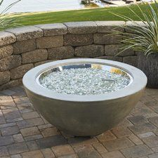 Cove Propane Fire Pit Table