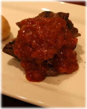 a uniquely South african Sauce- monkey Gland Sauce ( nothing to do with monkeys luckily)