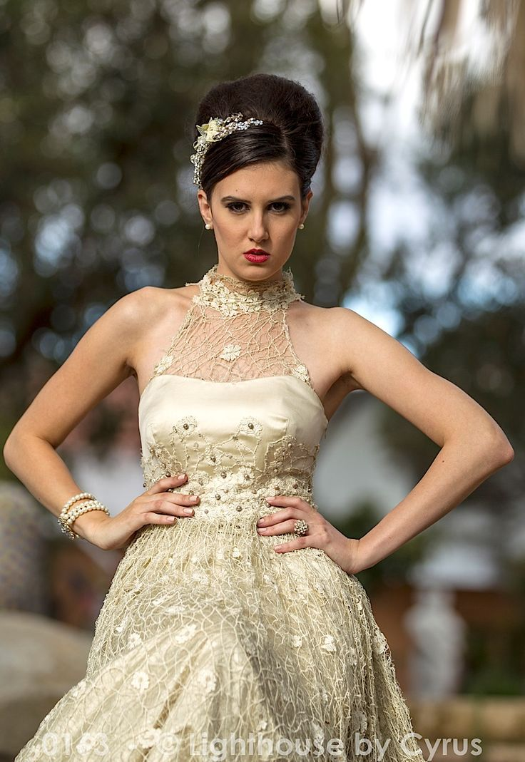 Medieval french lace wedding dress http://www.arcarocouture.com.au/  Photography by: Lighthouse by Cyrus