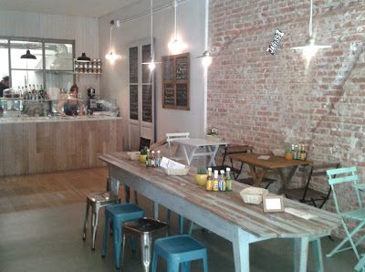"Restaurant Madrid ""Tierra Burrito Bar"""