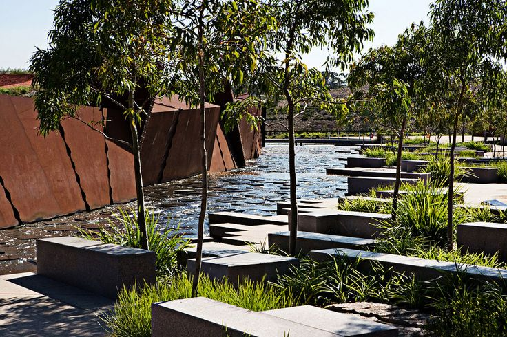 // Royal Botanic Gardens, Cranbourne by Taylor Cullity Lethlean, Paul Thompson. Photography: Ben Wrigley, Dianna Snape and Peter Hyatt