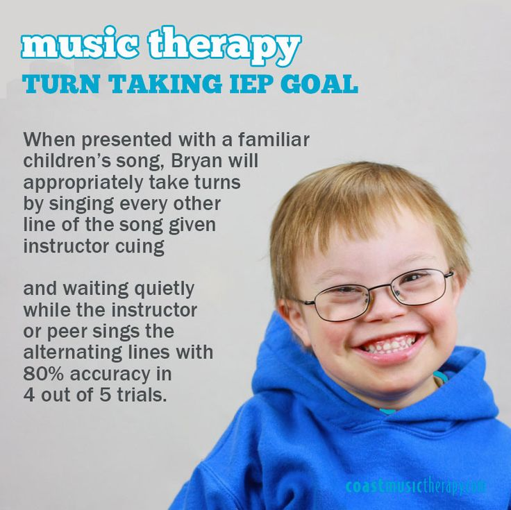 Music Therapy will writing format