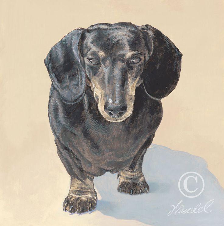 Golliath Dotson Dog | Wendel Designs