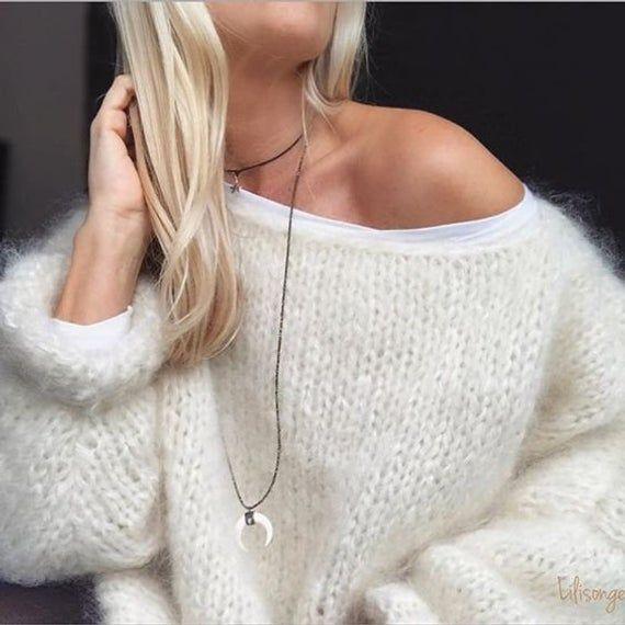 Women's Sweaters Wool Cardigan: