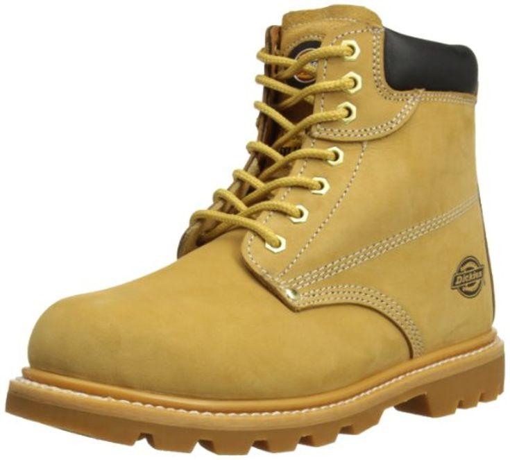 Dickies Cleveland CLEVE9H Chaussures de sécurité Miel Pointure 43 (Import Grande Bretagne) 2018