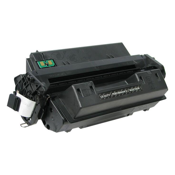 More Printers 2 PK Q2610A BLACK Toner Cartridges for HP 10A LaserJet 2300dn
