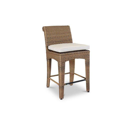 Santa Cruz Flax Counter Stool Outdoor Furniture Chairs Bar Stools Stool