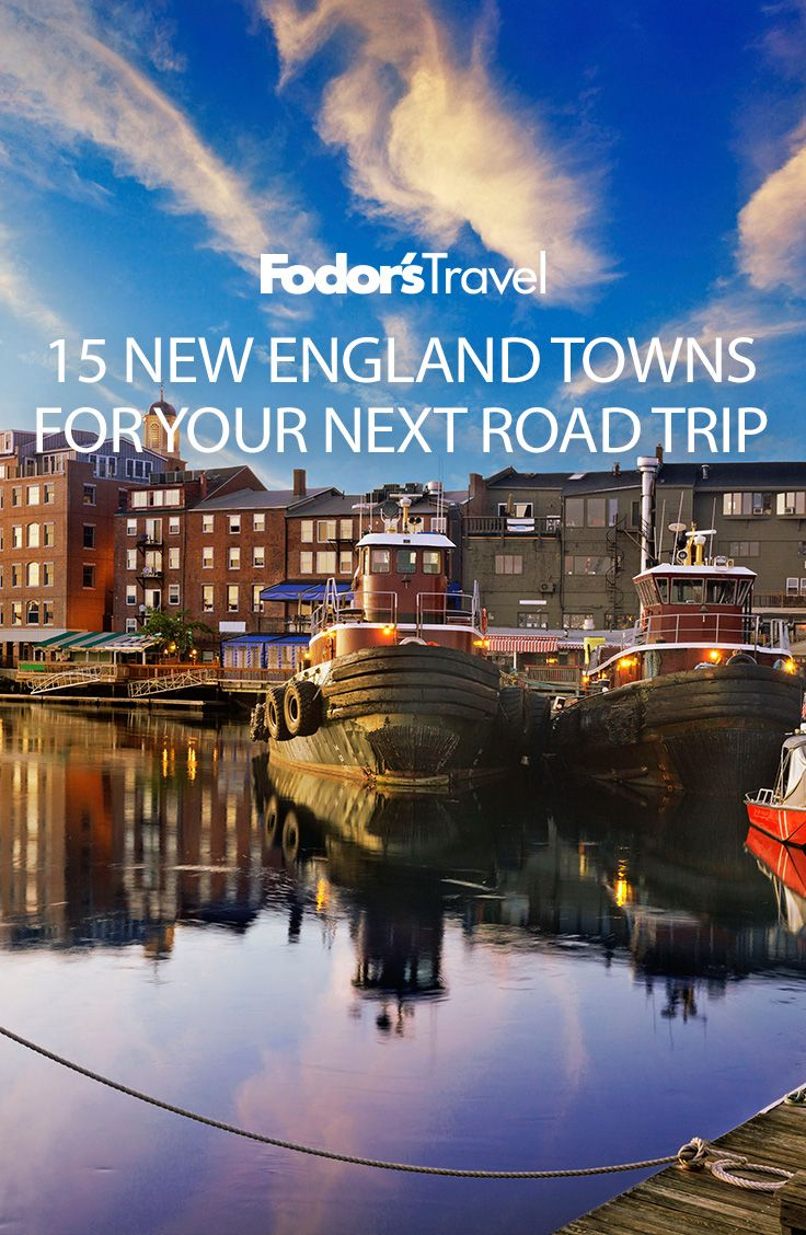 Starting in Connecticut and heading north to Maine, here are 15 of the most scenic News England destinations to visit for summer fun, food, history, and culture. #roadtrip #travel #newengland
