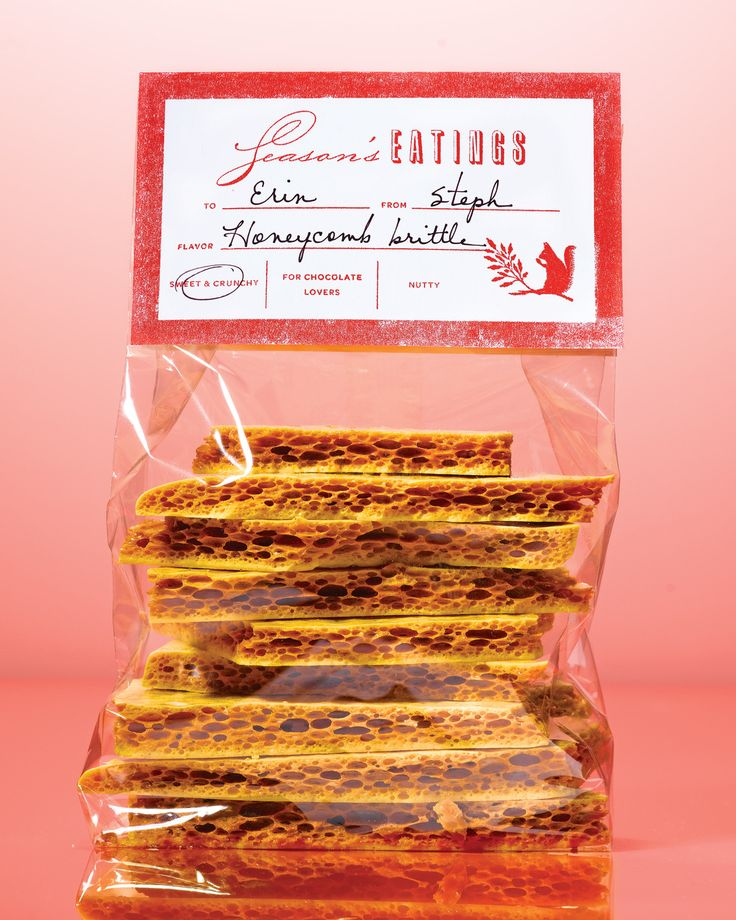 Honeycomb Brittle Recipe & Video | Martha Stewart
