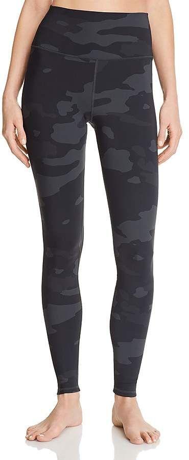 866c227579ff4 Alo Yoga Vapor High-Waist Camo Leggings ad | Fitness Fashion | Camo ...