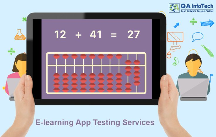 To ensure end user satisfaction e-learning platforms and apps must go through rigorous QA testing process. At QA InfoTech, we have domain experts helping clients with effective e-learning testing services. We have a proven track record of delivering unprecedented value to clients by helping them deliver accurate, timely, cost-effective services. Write to us at sales@qainfotech.com or visit us at http://qainfotech.com/elearning.html