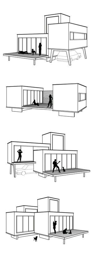 Container  ~ Great pin! For Oahu architectural design visit http://ownerbuiltdesign.com