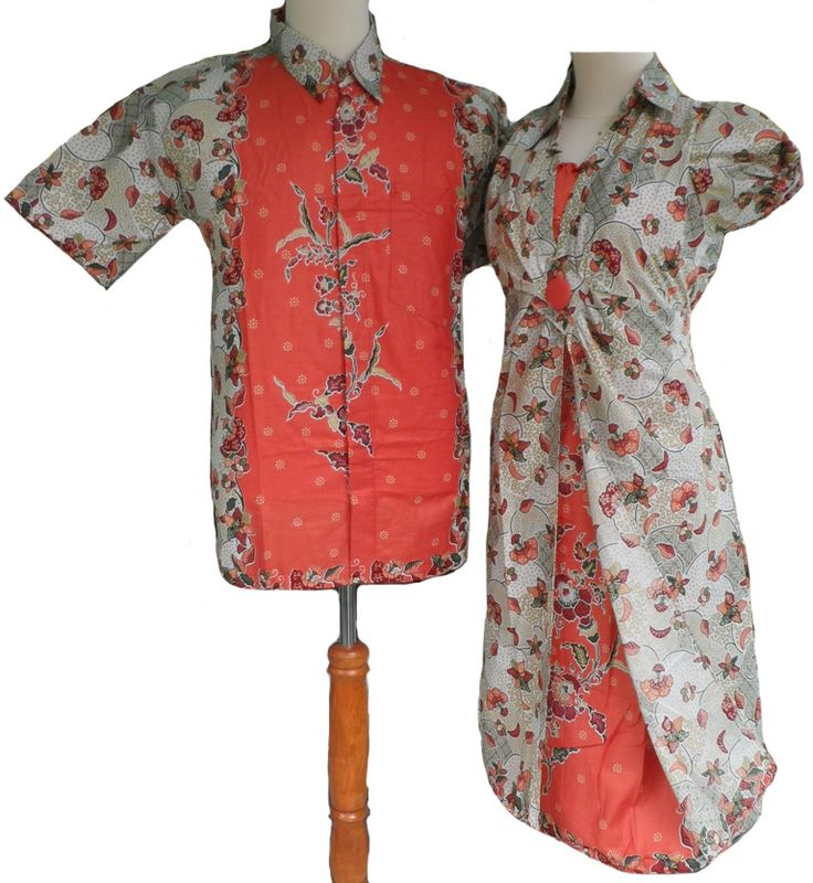 Best Batik Modern Couple