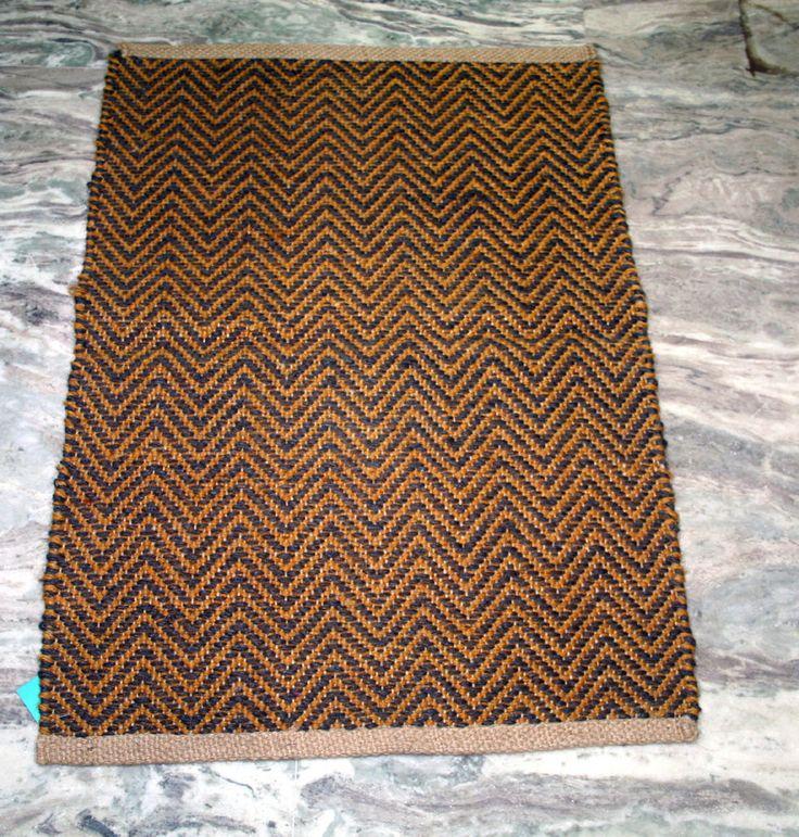 Reversible Kilim Rug Door Mat Front Door Welcome Decor Door Mat Yoga Mat Art  #Handmade #DoorMat