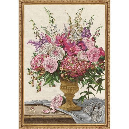 Symphony Bouquet #foxcollection #crossstitch #craft