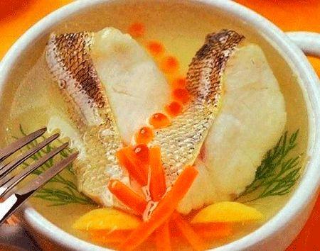 """Заливная рыба """"Фирменный судак"""""""