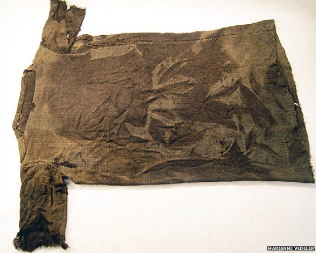 An Iron Age tunic is amongst the discoveries found under melting snow on Norwegian mountains.
