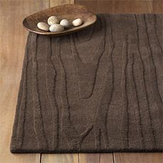 Wood Grain Rug. How awesome would this be on a wood floor?