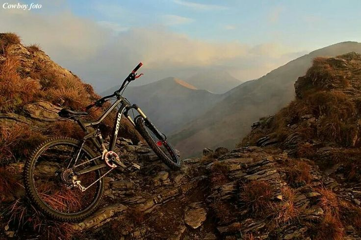 Kona Mountain Bike MTB Biking