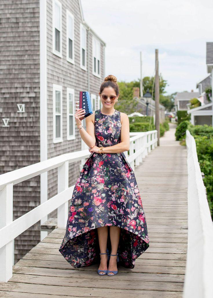 Long Floral Gowns – fashion dresses