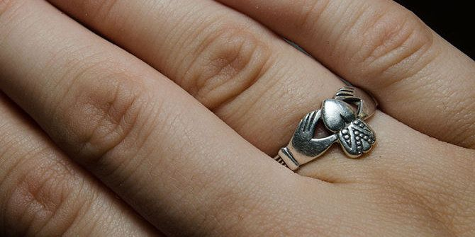 Learn How To Wear Your Irish Claddagh Ring Irish Ring Claddagh Claddagh Rings Claddagh