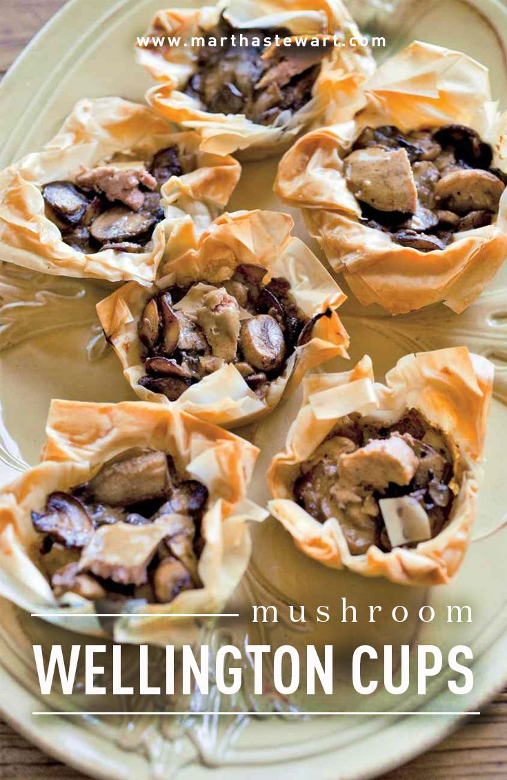 These mushroom cups can be frozen for up to one month and popped directly into the oven from the freezer (add two minutes to the cooking time). If you put them in while the meat is resting, they'll be ready just in time for dinner.