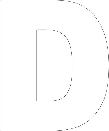 Best Letras Images On   Decorative Lettering